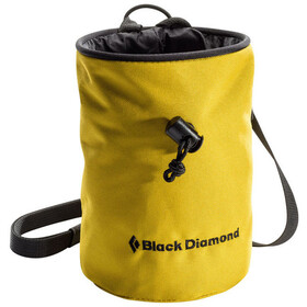 Black Diamond Mojo Chalk & Boulder Bags yellow
